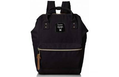 best price anello rucksack small in black last chance limited sale