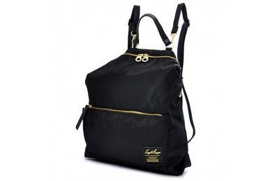 limited sale anello legato 2 way nylon backpack in black last chance best price