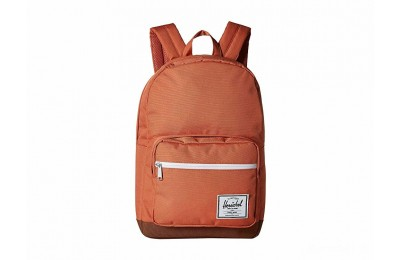 last chance herschel supply co. pop quiz apricot brandy/saddle brown best price limited sale