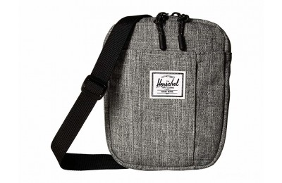 last chance herschel supply co. cruz raven crosshatch best price limited sale