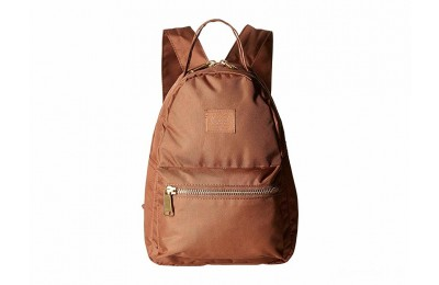 last chance herschel supply co. nova mini light saddle brown best price limited sale