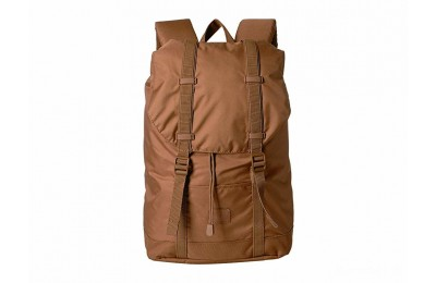 last chance herschel supply co. retreat mid-volume light saddle brown best price limited sale