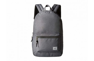 limited sale herschel supply co. settlement mid grey crosshatch best price last chance