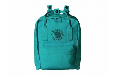 limited sale fjällräven re-kånken mini emerald best price last chance