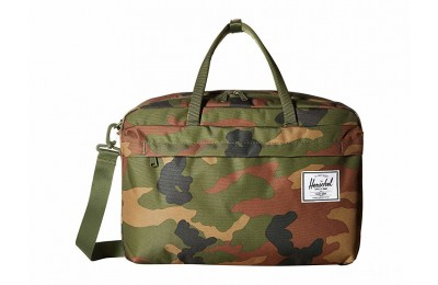 limited sale herschel supply co. bowen woodland camo last chance best price