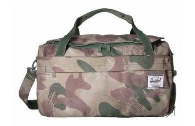 limited sale herschel supply co. outfitter luggage 50 l brushstroke camo last chance best price