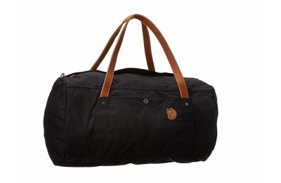 best price fjällräven duffel no. 4 large black limited sale last chance