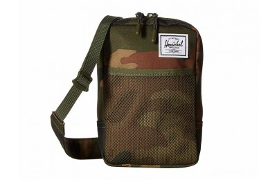 best price herschel supply co. sinclair large woodland camo limited sale last chance