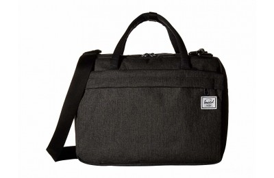 limited sale herschel supply co. gibson black crosshatch best price last chance