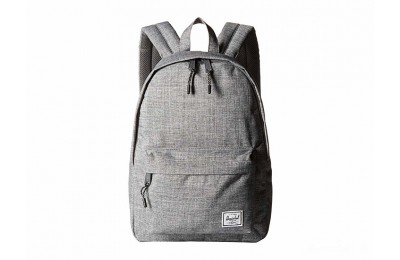 last chance herschel supply co. classic mid-volume raven crosshatch best price limited sale