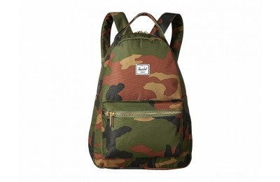 best price herschel supply co. nova mid-volume woodland camo limited sale last chance