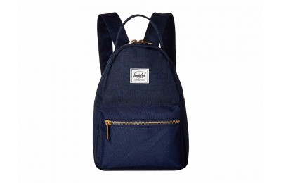 limited sale herschel supply co. nova mini medieval blue crosshatch/medieval best price last chance