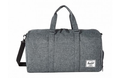last chance herschel supply co. novel raven crosshatch best price limited sale