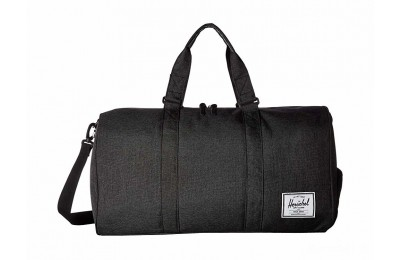last chance herschel supply co. novel black crosshatch best price limited sale