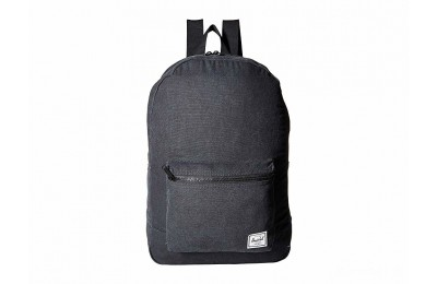 best price herschel supply co. packable daypack black 3 limited sale last chance