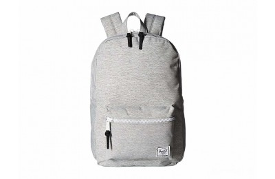 last chance herschel supply co. settlement mid-volume light grey crosshatch limited sale best price