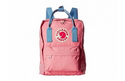 best price fjällräven kånken mini pink/air blue limited sale last chance
