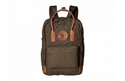 "last chance fjällräven kånken no. 2 laptop 15"" dark olive best price limited sale"