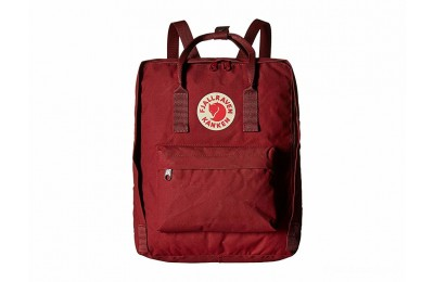 limited sale fjällräven kånken ox red best price last chance