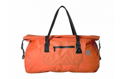best price herschel supply co. coast duffle vermillion orange last chance limited sale