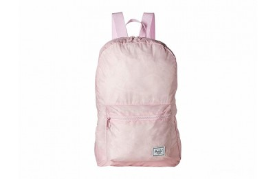 limited sale herschel supply co. packable daypack pink lady crosshatch best price last chance