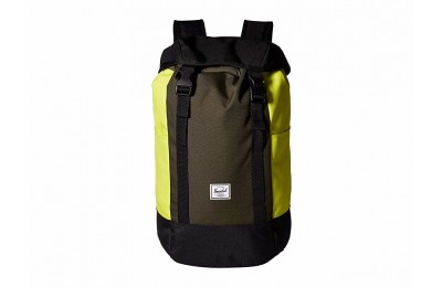 limited sale herschel supply co. iona black/forest night/evening primrose best price last chance