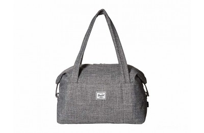 limited sale herschel supply co. strand x-small raven crosshatch best price last chance