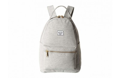 limited sale herschel supply co. nova x-small light grey crosshatch best price last chance