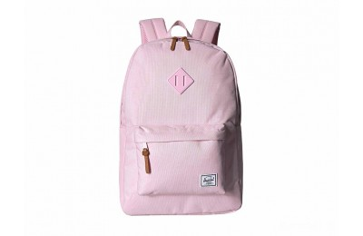 limited sale herschel supply co. heritage pink lady crosshatch last chance best price