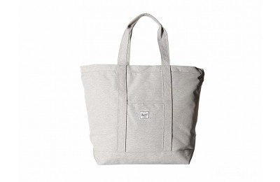 best price herschel supply co. bamfield mid-volume light grey crosshatch 1 limited sale last chance