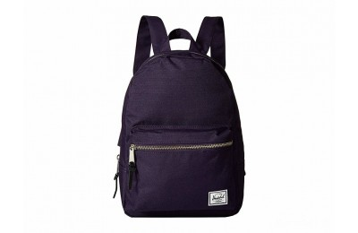 last chance herschel supply co. grove x-small purple velvet best price limited sale
