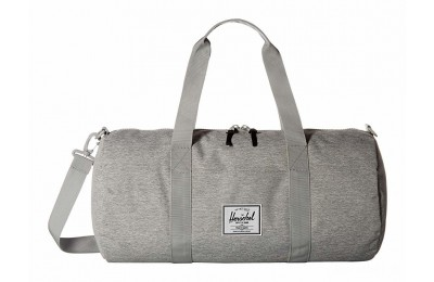 last chance herschel supply co. sutton mid-volume light grey crosshatch limited sale best price