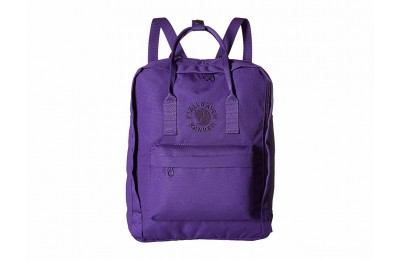 best price fjällräven re-kånken deep violet limited sale last chance