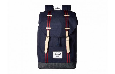 last chance herschel supply co. retreat peacoat/dark denim best price limited sale