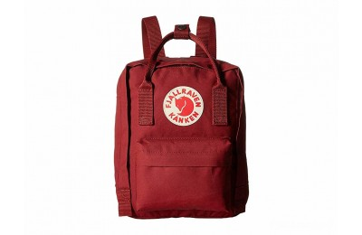 last chance fjällräven kånken mini ox red best price limited sale