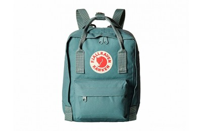 limited sale fjällräven kånken mini frost green best price last chance