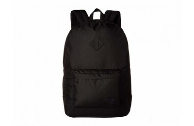 best price herschel supply co. heritage light black last chance limited sale