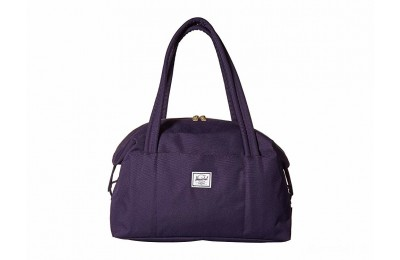 best price herschel supply co. strand x-small purple velvet last chance limited sale