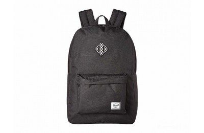 limited sale herschel supply co. heritage black/checkerboard last chance best price
