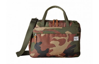 last chance herschel supply co. gibson woodland camo limited sale best price
