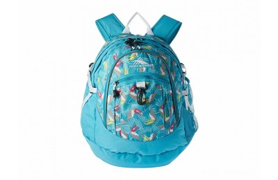 best price high sierra fat boy backpack toucan/tropic teal/white limited sale last chance