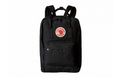 "best price fjällräven kanken 15"" black last chance limited sale"