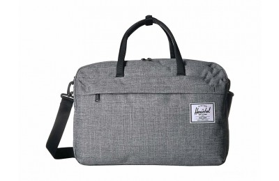 last chance herschel supply co. bowen raven crosshatch best price limited sale