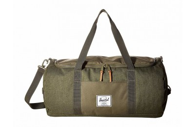 best price herschel supply co. sutton olive night crosshatch/olive last chance limited sale