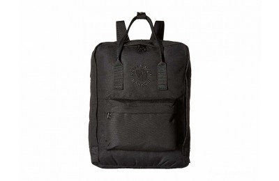 limited sale fjällräven re-kånken black best price last chance