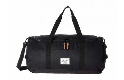 limited sale herschel supply co. sutton black 2 last chance best price