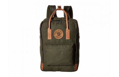 "best price fjällräven kånken no. 2 laptop 15"" deep forest last chance limited sale"
