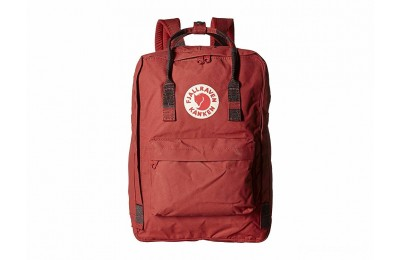 "last chance fjällräven kanken 15"" deep red/random blocked limited sale best price"