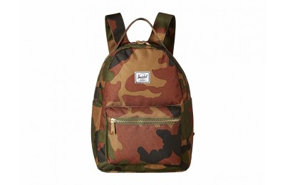 limited sale herschel supply co. nova x-small woodland camo best price last chance