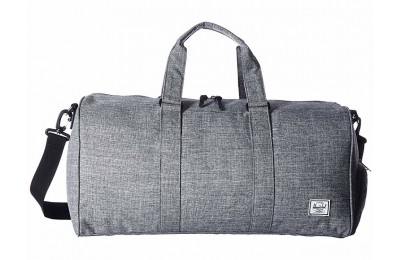 last chance herschel supply co. novel mid-volume raven crosshatch best price limited sale